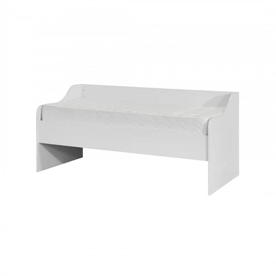 Κρεβάτι καναπές KR Bok Kinder Λευκό - 642862